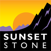 Sunset Stone logo